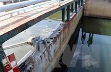 Sớm đầu tư nâng cấp, sửa chữa đập ngăn mặn trên sông Hương