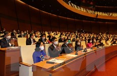 Kỳ họp thứ nhất, Quốc hội khóa XV: Xứng đáng với niềm tin của cử tri