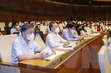 Họp Quốc hội: Đổi mới, chủ động trong công tác xây dựng pháp luật