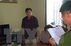 Cao Bằng: Bắt tạm giam Trưởng phòng Dân tộc UBND huyện Trùng Khánh