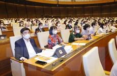 Kỳ họp thứ nhất, Quốc hội khóa XV: Ưu tiên phòng, chống dịch COVID-19
