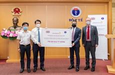 Tiếp nhận 150.000 hộp thuốc hỗ trợ điều trị bệnh không lây nhiễm