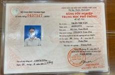 Nam Định: Phó Bí thư Đảng ủy xã không học vẫn có bằng tốt nghiệp