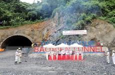 Chính thức thông đường hầm xuyên núi lớn nhất tỉnh Quảng Ninh