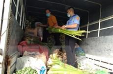 Chuỗi cung ứng nông sản ở các tỉnh phía Nam cơ bản được khơi thông