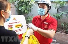 Hà Nội hướng dẫn các siêu thị đăng ký hoạt động cho 'shipper'