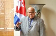 Nêu cao tinh thần Moncada, Việt Nam-Cuba quyết đánh bại COVID-19