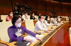 Thông qua Nghị quyết về kế hoạch đầu tư công trung hạn 2021-2025