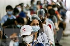 Philippines phong tỏa vùng thủ đô Manila để phòng dịch COVID-19