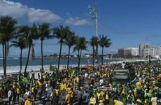 Hàng nghìn người biểu tình ủng hộ điều chỉnh hệ thống bầu cử ở Brazil