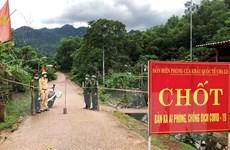 Quảng Bình hỗ trợ đồng bào vùng biên giới trong khu vực giãn cách