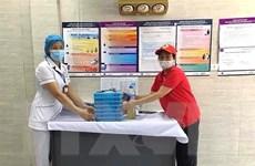Hội Chữ thập Đỏ Việt Nam tiếp tục kêu gọi ủng hộ phòng, chống dịch