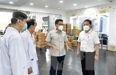 Phó Thủ tướng: TP.HCM tập trung tiếp nhận, điều trị bệnh nhân nặng