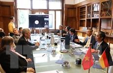 Thúc đẩy hợp tác Việt Nam-Đức trong lĩnh vực năng lượng tái tạo