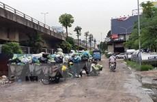Quảng Ninh: Đã thu gom, xử lý rác ùn ứ ở thành phố Hạ Long