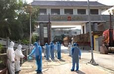 Hà Giang tiếp nhận, cách ly 6 công dân do Trung Quốc trao trả