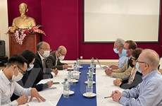 Liên đoàn Y tế Pháp-Việt đóng góp tích cực cho quan hệ giữa hai nước