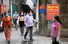 Bí thư Thành ủy Hà Nội: Quyết tâm không để phải cách ly F0 tại nhà