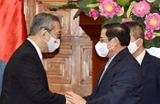 Đề nghị Nhật Bản tiếp tục hỗ trợ, nhượng lại vaccine cho Việt Nam