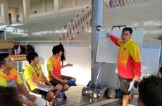 Chuyên gia Trung Quốc của đội tuyển bơi Việt Nam đột ngột qua đời