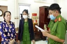 'Bà trùm' Nguyễn Thị Kim Hạnh bị khởi tố về tội buôn lậu qua biên giới