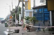 Một cụ bà dương tính với SARS-CoV-2, Cà Mau phong tỏa 310 hộ dân