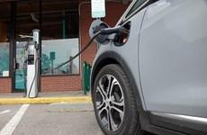 Hãng ôtô GM khắc phục sự cố lỗi pin xe điện Chevrolet Bolt