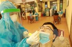 Việt Nam ghi nhận 10.654 ca mắc mới COVID-19 và 380 ca tử vong