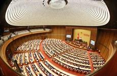 Quyết tâm đổi mới để nâng cao chất lượng xây dựng pháp luật, thể chế