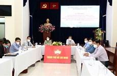 Cộng đồng người Ấn Độ tại TP.HCM ủng hộ thiết bị y tế chống dịch