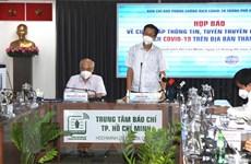 Thành phố Hồ Chí Minh không thực hiện tình trạng khẩn cấp về dịch bệnh