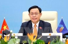 Phát biểu của Chủ tịch Quốc hội tại Phiên họp Đại hội đồng AIPA-42