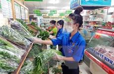 Những đơn hàng 'đi chợ hộ' đầu tiên đã đến với người dân TP.HCM