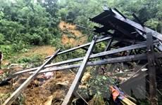 Tuyên Quang: Sạt lở đất trong đêm làm 3 cháu nhỏ tử vong
