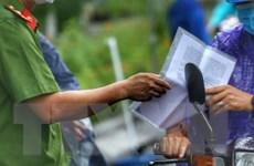 Hiệp hội các ngành hàng kiến nghị cấp giấy đi đường cho hội viên