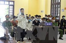 Lạng Sơn: Phạt tù 21 bị cáo tổ chức cho người khác nhập cảnh trái phép