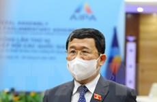 AIPA-42: Phấn đấu xây dựng Cộng đồng ASEAN thịnh vượng, tự cường