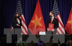 Lễ ký thỏa thuận thuê đất xây dựng trụ sở mới của Đại sứ quán Hoa Kỳ