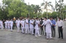 Cao Bằng cử y, bác sỹ giúp Thành phố Hồ Chí Minh chống dịch COVID-19