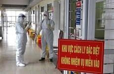 Lần thứ 3 Bệnh viện Phổi TW cử cán bộ vào chống dịch tại Đồng Nai