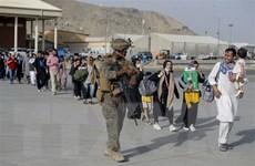 Nhiều nước kết thúc chiến dịch sơ tán công dân khỏi Afghanistan