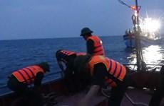 Nam Định: Tìm thấy thi thể ngư dân mất tích khi đánh bắt cá trên biển