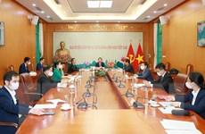 Thúc đẩy hợp tác nghiên cứu lý luận, báo chí giữa Việt Nam-Trung Quốc