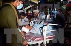 Chưa có công dân Việt Nam bị ảnh hưởng do vụ tấn công tại Afghanistan