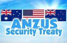 Hiệp ước ANZUS định hình thế trận Mỹ-Trung tại Thái Bình Dương