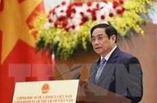 Thủ tướng: Việt Nam lấy con người là trung tâm, mục tiêu phát triển