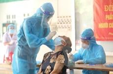 Việt Nam ghi nhận 13.197 ca mắc mới COVID-19 và 271 ca tử vong