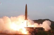 Mỹ sẵn sàng đáp trả bất kỳ vụ phóng tên lửa nào của Triều Tiên