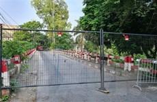 Hà Nội: Lắp rào chắn cứng tại 30 điểm cầu, đường dẫn vào nội đô