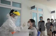 Ưu tiên tiêm vaccine cho lực lượng tham gia hỗ trợ phòng, chống dịch